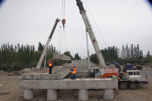 道路桥梁结构钢筋锈蚀